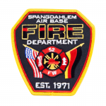 Custom Fire Department Patches