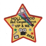 Hollywood Embroidery Patches