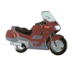 Motorbike Enamel Pin