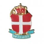 Denmark Lapel Pins