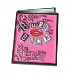 Burn Book Metal Badges