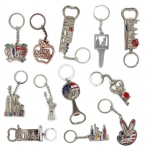 NYC Bundle Souvenir Metal Keychain