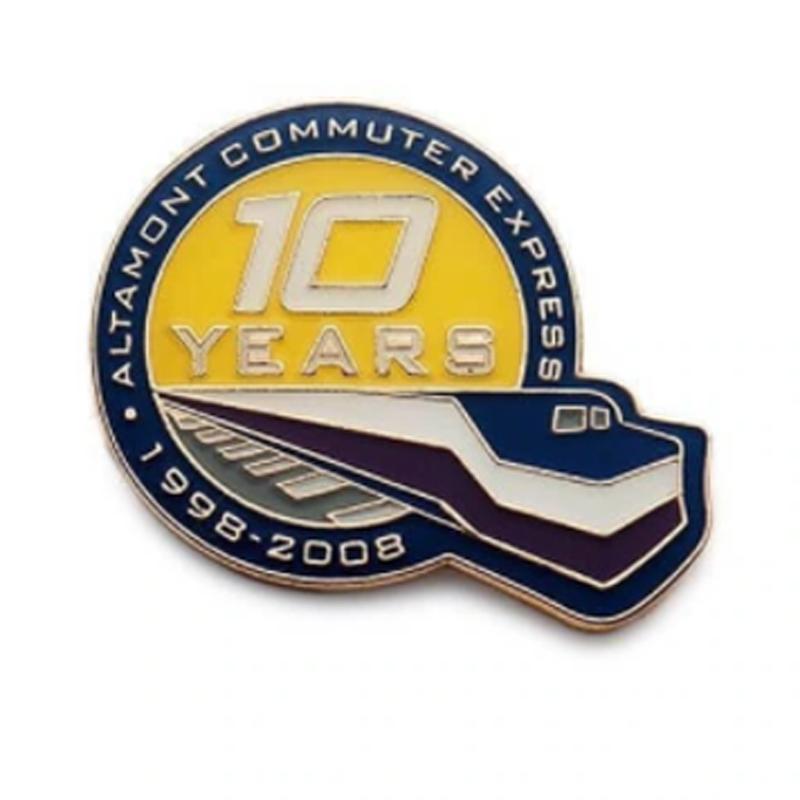Engraving Badge