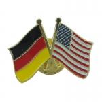 Germany & USA Friendship Pins