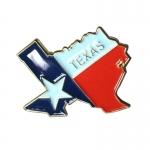 TEXAS Flag Pin