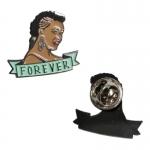 Cardi Forever Enamel Lapel Pins