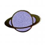 Ringed Planet Pin